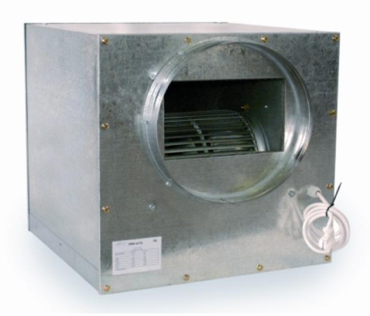 extracteur-d-air-torin-en-caisson-métal-galvanisé