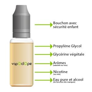 liquide e cigarette bio